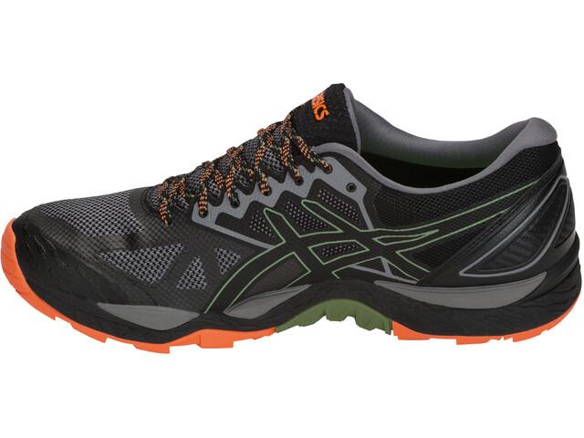 asics Gel-Fujitrabuco 6 G-TX - Zapatillas running Hombre - gris negro 42c0be98e43ab